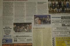 Sommerparty 2014 Ankündigung Zevener Zeitung